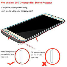 ANkoon Galaxy S7 Edge Screen Protector Tempered Glass, 3D Curved [Case Friendly,
