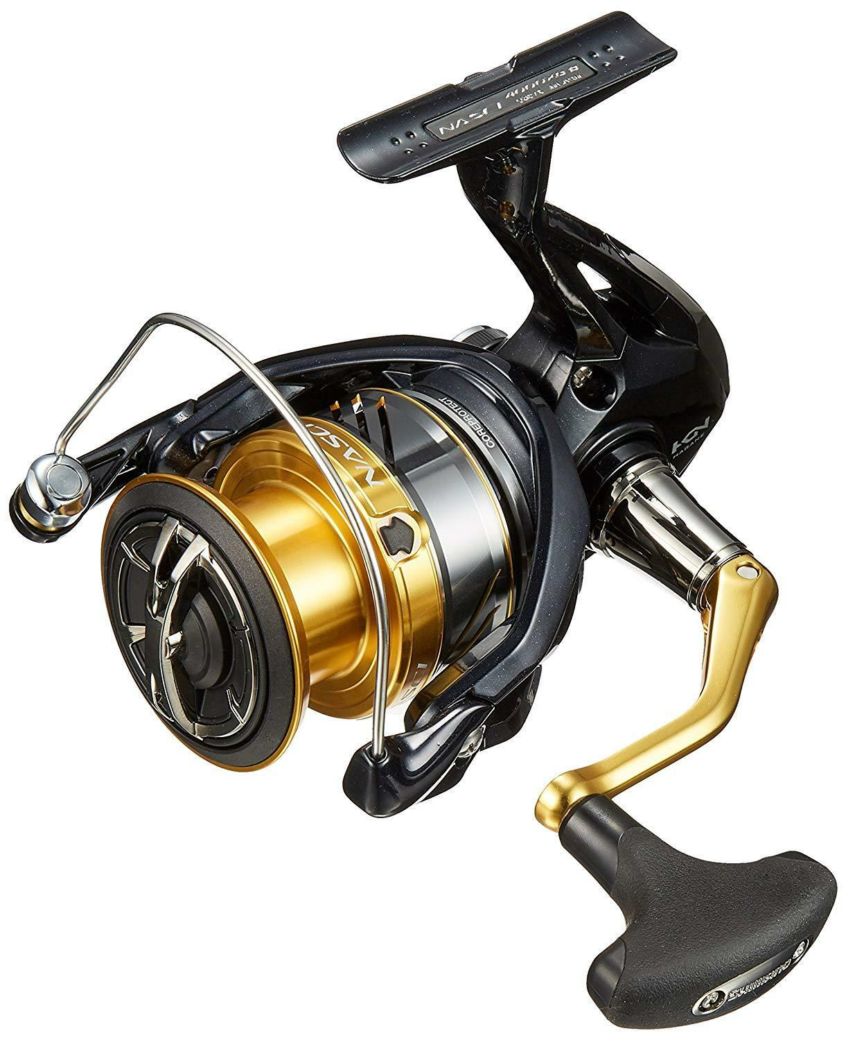 Shimano Spinning Fishing Reel 16 NASCI  4000XG from japan【Brand japan【Brand from New in Box 】 6dc13a