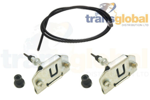 Wiper Spindle Wheel Box Set for Land Rover Defender 83-01 PRC8495 RTC202