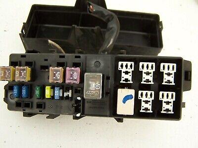 suzuki ignis fuse box (2004-2007) | ebay  ebay