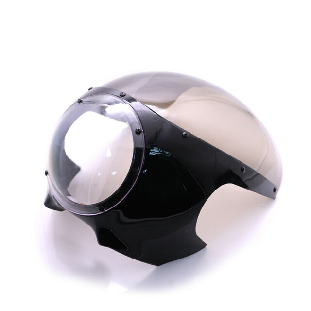 Harley Road Glide Dual 5 3/4 Blackout LED Daymaker Style