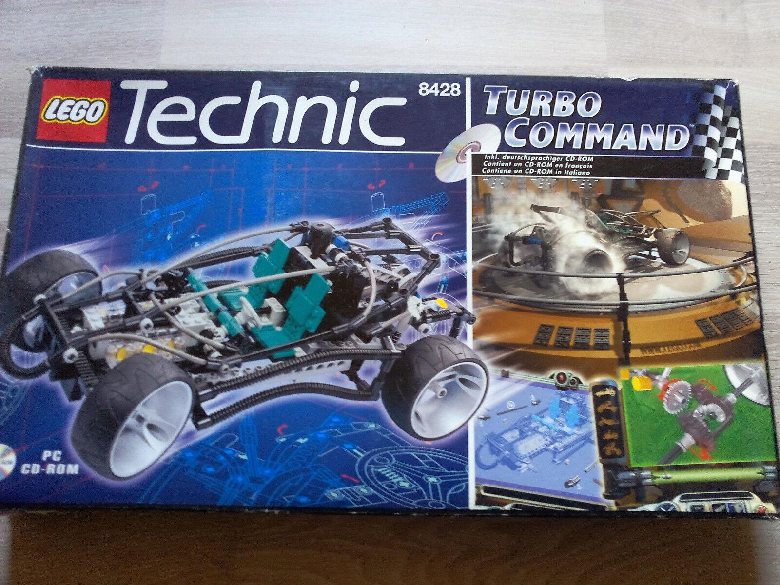 Lego Technic Technik 8428 Concept Car mit CD-Rom / NEU & OVP - RARITÄT
