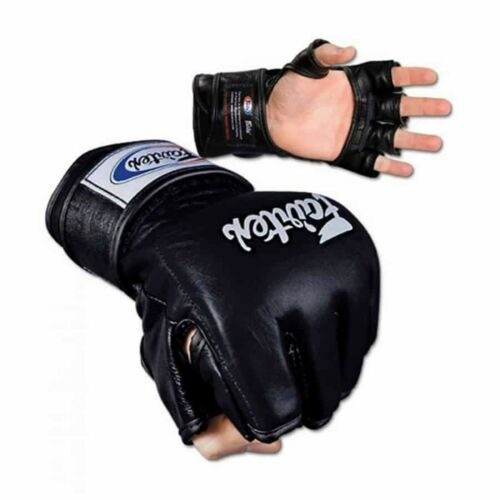 FAIRTEX FGV Series ULTIMATE COMBAT GLOVES MARTIAL ARTS MMA K1 BOXING Sprting