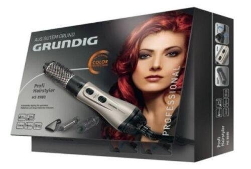 Grundig HS 8980 Hairstyler PROFESSIONALE ARRICCIACAPELLI aria calda spazzola haarstyler hs8980