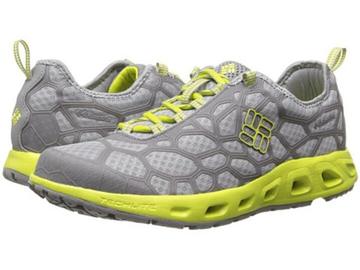 New Mens Columbia  Megavent  Lightweight Athletic Running Water Comfort shoes