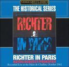 Richter in Paris (CD, Jul-2005, Artemis Classics)