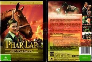 PHAR-LAP-HERO-TO-A-NATION-2-DVD-Melbourne-Cup-pharlap-Region-4-Australia
