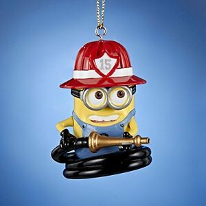 image is loading despicable me minion christmas ornament choose your minion - Minion Christmas Ornament