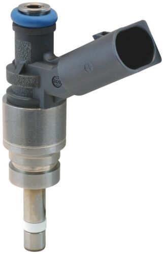 For Audi A4 A6 Quattro V6 3.2L BKH S6 S8 Base V10 Fuel Injector Black Hitachi