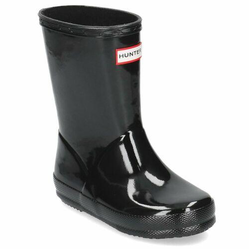 Hunter Original First Kids Wellington Boots Toddler Little Kids Rain Boots NEW