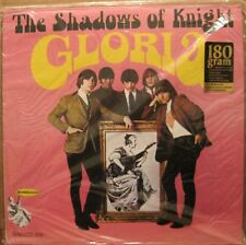 THE SHADOWS OF KNIGHT - Gloria -  LP SS re USA 60s garage punk bonus songs L@@K