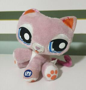 LITTLEST-PET-SHOP-LPS-PINK-CAT-HASBRO-94483-15CM