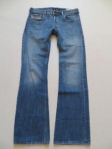 Diesel ZATHAN wash 0070N Bootcut Jeans Hose W 32 /L 34 Vintage Schlaghose KULT !