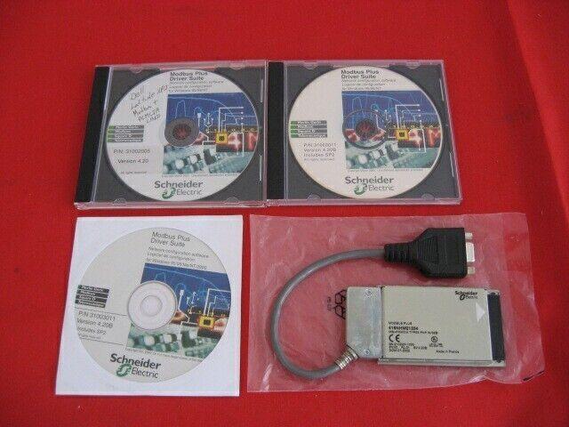 Modbus Plus 416NHM21234 MB+PCMCIA modicon adapter card+