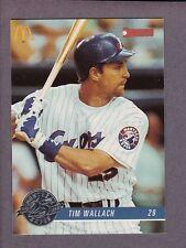 1993 Donruss McDonald's Baseball Montreal Expos Tim Wallach #8 25th Anniversary