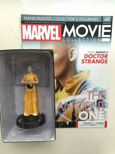 MAG MARVEL MOVIE COLLECTION ISSUE 48 THE ANCIENT ONE EAGLEMOSS FIGURINE FIGURE