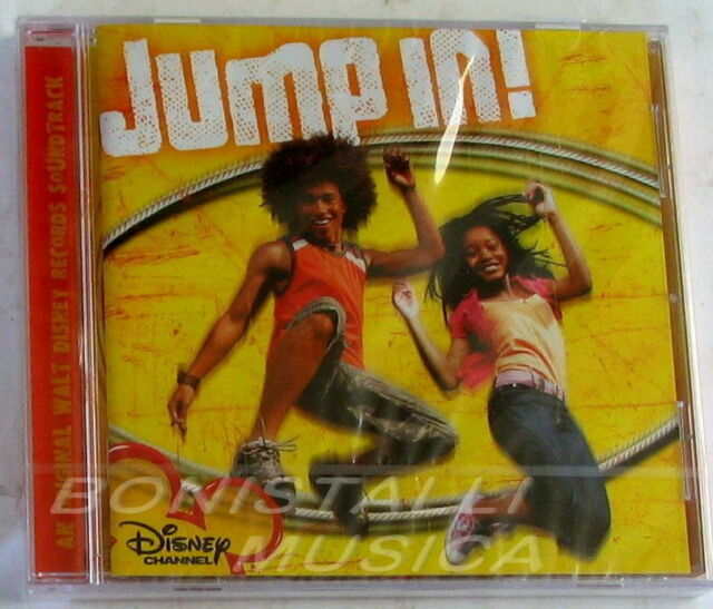 JUMP IN! - SOUNDTRACK O.S.T. - CD Sigillato