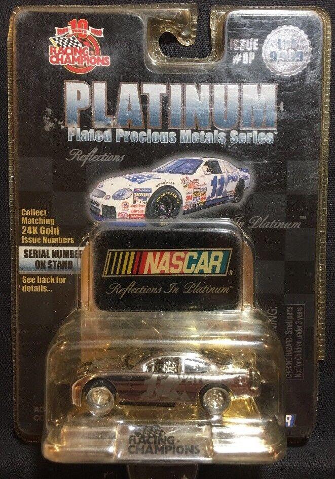 Racing Champions Nascar Platinum Brett Bodine 1 64 Diecast New 1999