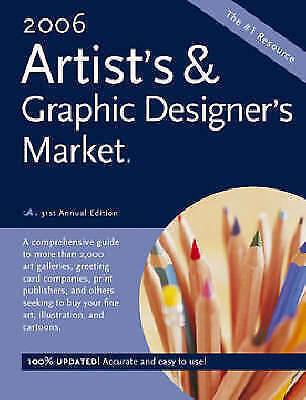 Artist's and Graphic Designer's Market: 2006 by Mary Cox (Paperback, 2006)