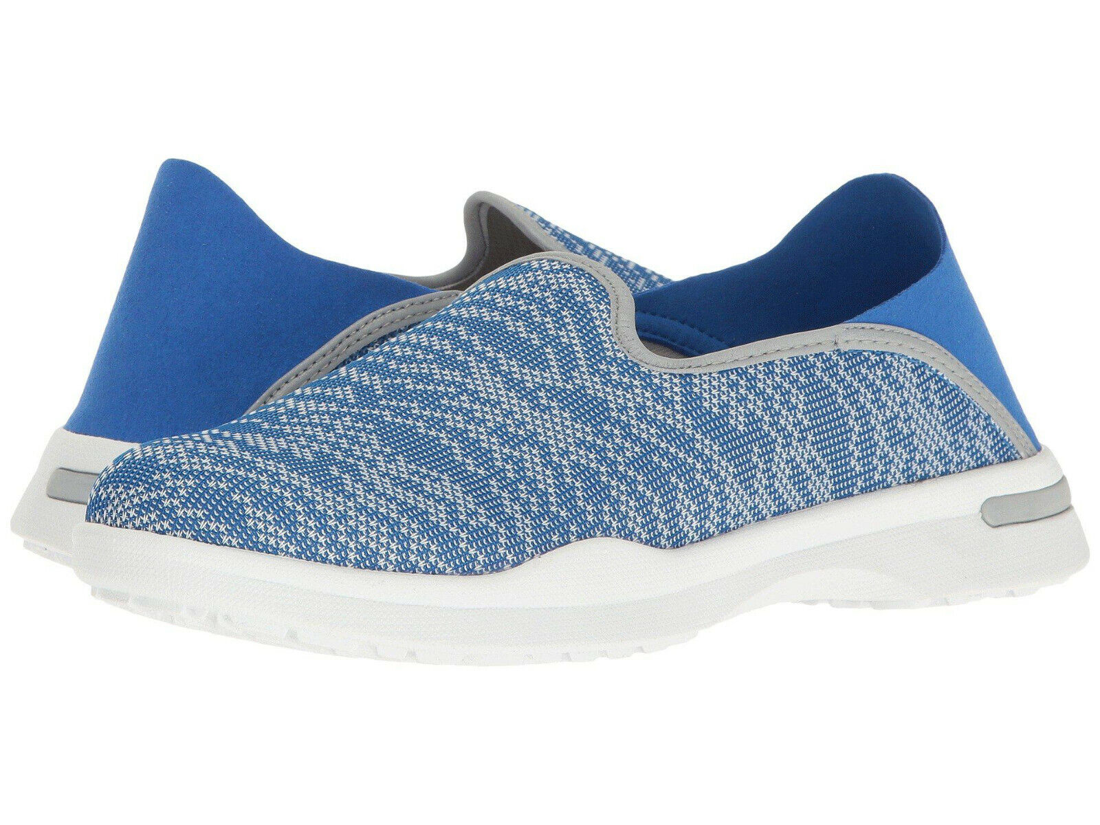Softwalk Softwalk Softwalk SIMBA damen Blau Knit Slip On Comfort Lightweight Walking schuhe 7208de