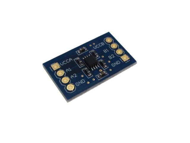 Logic Level Bidirectional Converter I/O TTL voltage converter Pack of 2