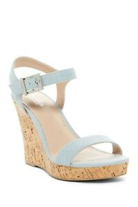 6a965d888a97 Charles By Charles David Lindy Ankle Strap Wedge Sandals Size 11M ...