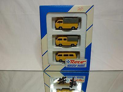 Roco 05361 h0 coches vw t3 Plane