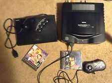 Neo Geo Cd console