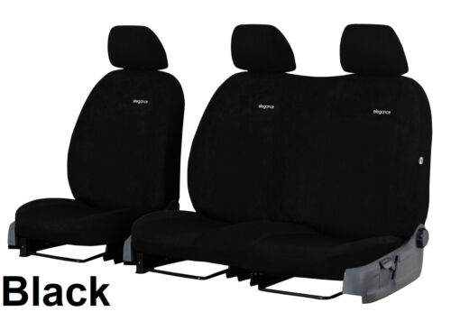 VOLKSWAGEN TRANSPORTE T4 1989-2003 STRONG VELOUR TAILORED SEAT COVERS
