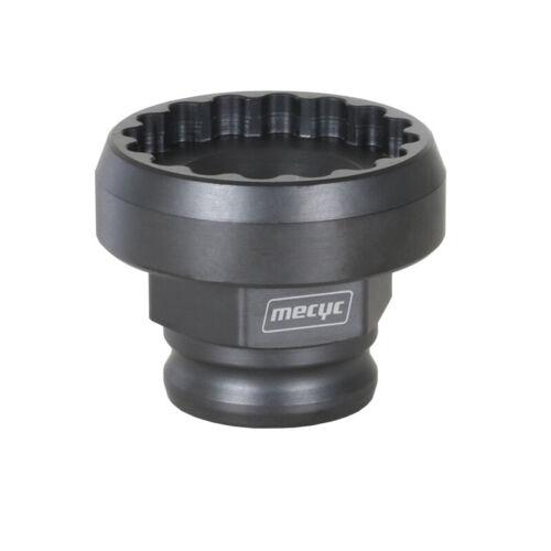 """Mecyc Montagewerkzeug Verschlussring für Shimano Steps 6000 für 3//8/"""" Antrieb"""