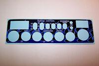 Uniden Pc 78xl Face Plate Decal Cb Radio Any Design/colors Uniden Connex Galaxy