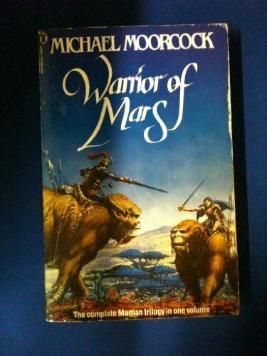 Warrior of Mars (New English Library science fiction) By Michael Moorc*ck