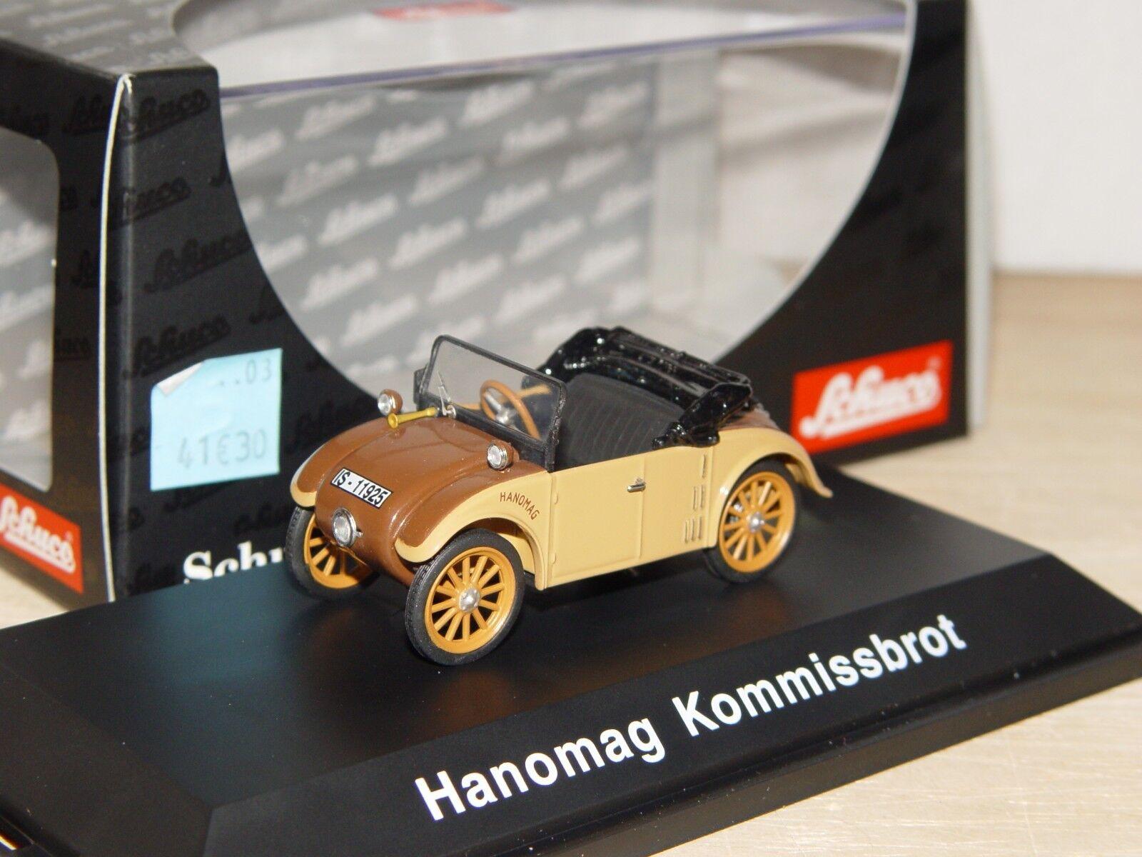 Hanomag kommissbred 1925-schuco 1 43e