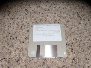 rompaq diskette