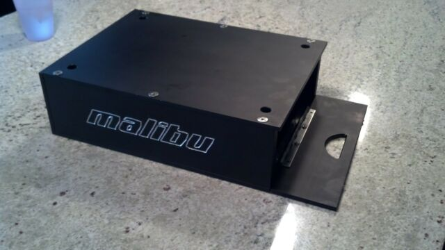 Malibu Boat Driver seat lift for 2011 and up. Gives the  drivers seat a 4