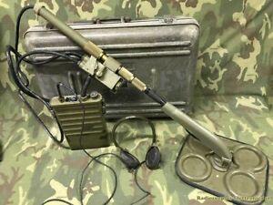 Detecting Set -MINE- U.S. Army mod. NO. 4D-5000
