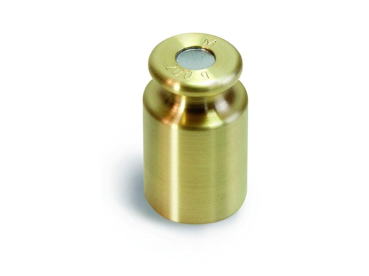 M1 Peso 10 kg Ottone Tornitura di Precisione Kern 34754 Calibrato