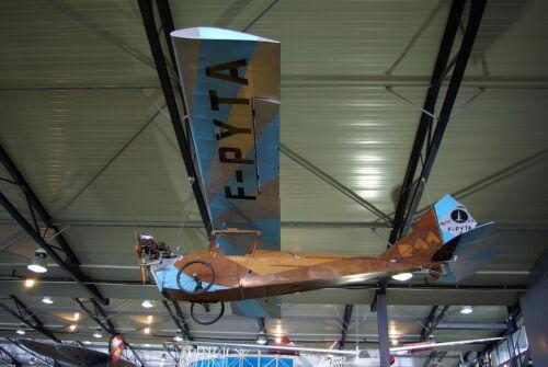 MIGNET HM 8 Avionette Spannweite 560 mm Modellbauplan