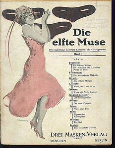 Die-elfte-Muse-Band-1