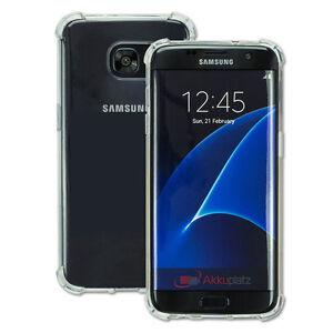 Samsung-Galaxy-S8-Plus-Bumper-Case-Cover-Schutz-Huelle-Etui-Silikon-Anti-Shock