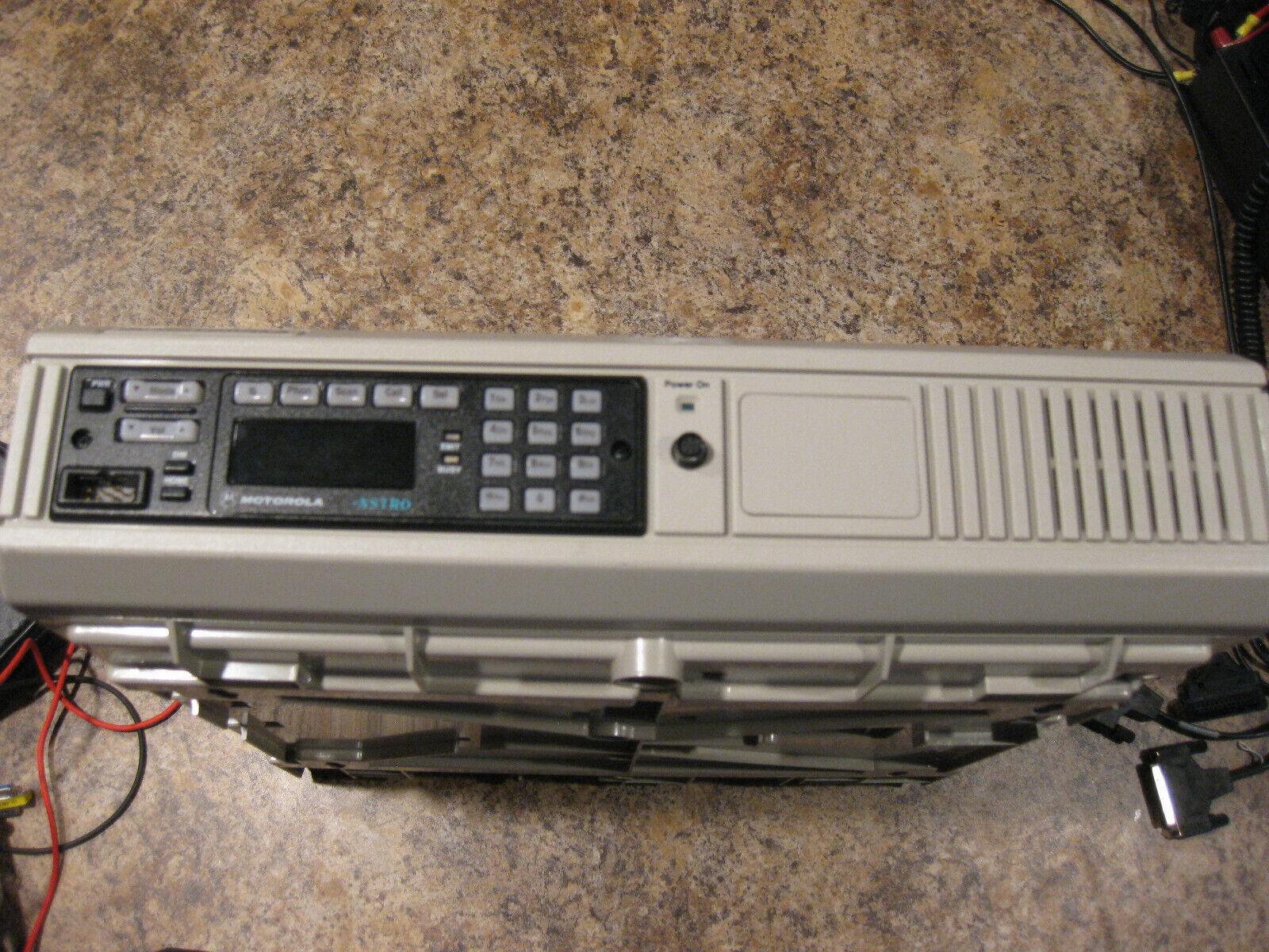 Motorola Spectra Astro Desktop Control Station T99DX+132W (Lot#MD174). Buy it now for 274.99