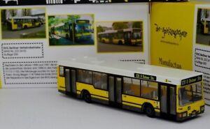 1147-Rietze colección MAN NL 202 BVG Berlin-WG