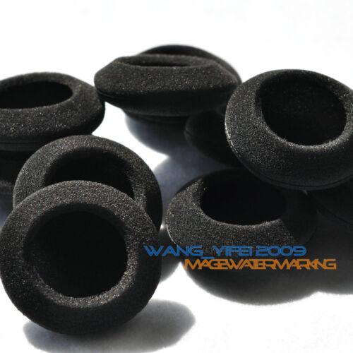 10 Pcs New Foam Ear Pad Cushion For Logitech H330 H340 USB PC Headphone Headset
