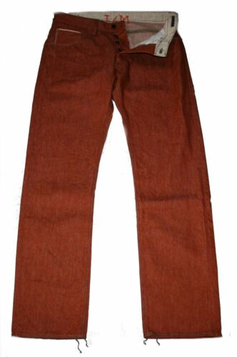 Hugo Boss Handcrafted Denim 50151468 HB Crafted 32 Jeans aus 65/% Leinen