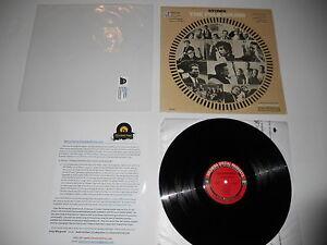 Columbia-The-Folk-Sound-CSP-299-Press-Dylan-Simon-amp-Gar-EXC-ULTRASONIC-CLEAN