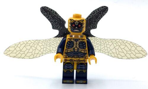 Extended Wings SUPERHERO MINIFIGURE LEGO NEW Parademon Bright Light Orange
