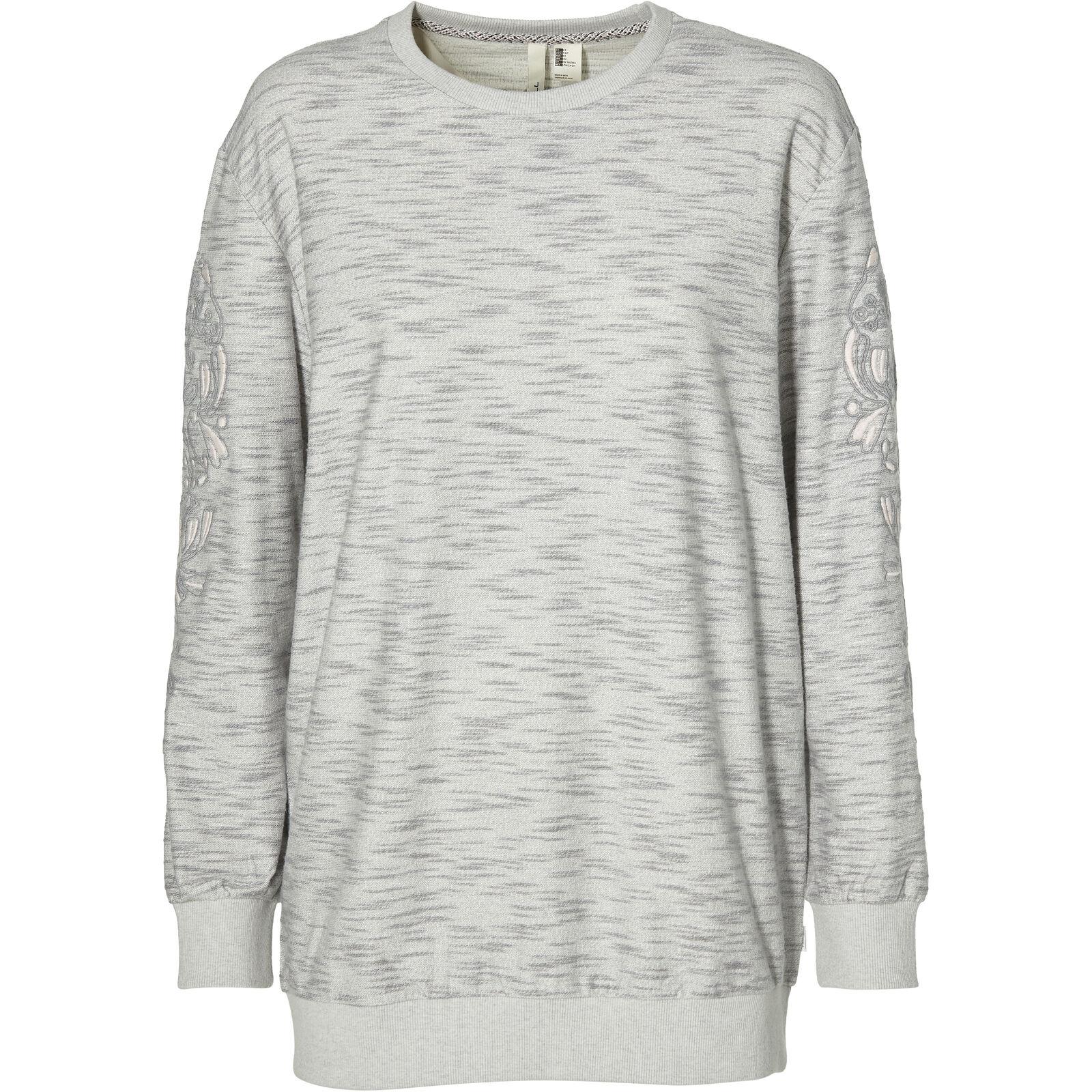 O'Neill Sweatshirt Sweater Sugar Pine Print Crew Sweat hellgrey
