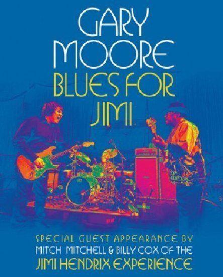 Moore, Gary - Blues For Jimi DVD NEU OVP