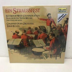 Ein-Straussfest-Erich-Kunzel-Telarc-DG-10098-180-Gram-089408009815