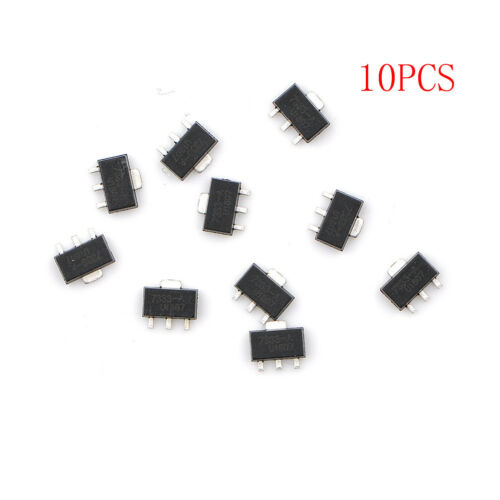 10PCS HT7333-A HT7333 3.3V SOT-89 Low Power Consumption LDO Voltage Regulato.FEH